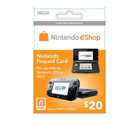 NintendoBuy Now. Redeem Instantly.$20 cards are available.